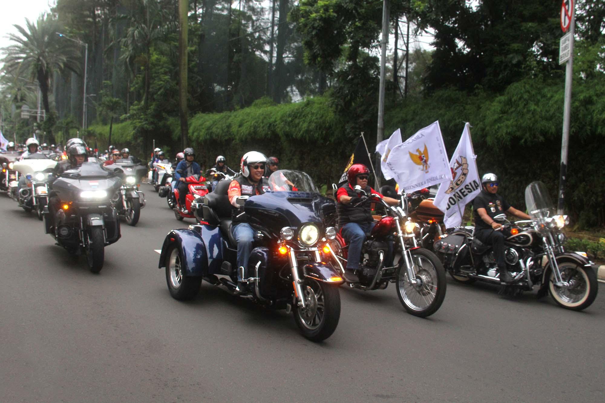 Bambang Soesatyo Terpilih Sebagai Ketua Umum IMI Periode 2021 – 2024