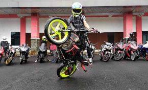 Ridewis, Riding Fun Aman Bermanfaat Cara BrothersipX