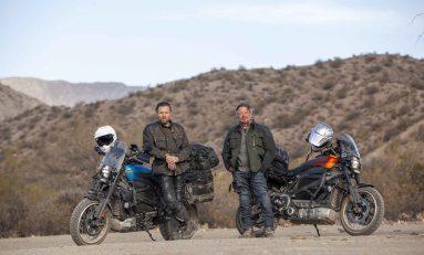 Ewan McGregor Kembali Jelajahi Dunia, Kini dengan Harley-Davidson