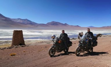 Touring Ribuan Kilometer ke Daerah Pelosok dengan Motor Listrik? Kenapa Tidak?