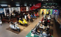Ada Showroom Baru Piaggio di Jakarta, Lengkap dengan Area Service dan Test Ride!