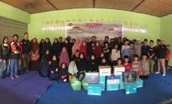 Rayakan Ulang Tahun Pertama, ARCI Lombok Resmi Deklarasi