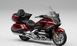 Honda Gold Wing 2021 Buat Touring Makin Nyaman