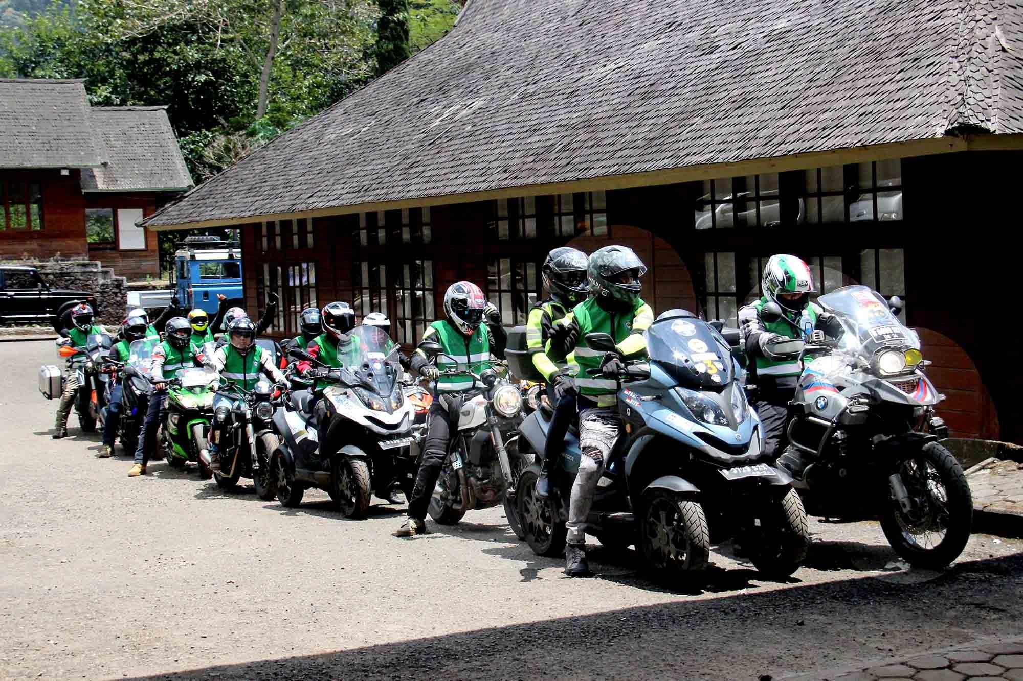 Pengguna Sepeda Motor Dominasi Jalan, IMI Siapkan Standarisasi Berkendara