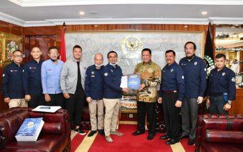 Bambang Soesatyo Jadi Pembina Ikatan Motor Indonesia