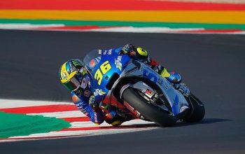Joan Mir Semakin Dekat dengan Gelar Juara Dunia MotoGP 2020