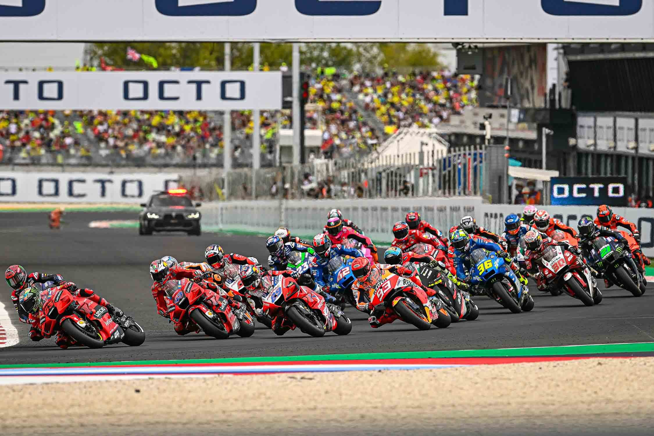Indonesia Resmi Masuk Kalendar MotoGP!