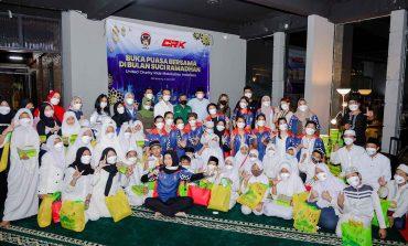 Motoladies Peringati Hari Kartini dengan Charity Ride