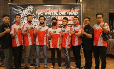 Supermoto Indonesia (SMI) Bojonegoro Lantik Member Baru di HUT ke-4