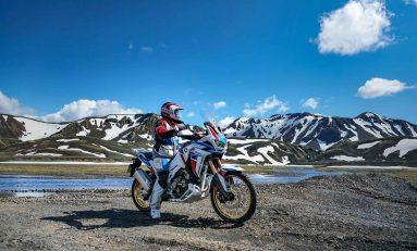 Penjelajahan Honda Adventure Roads Kembali Dimulai, Tuju Islandia pada 2021