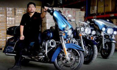 Monti Nugroho: Dari Semangat dan Keberanian Seorang Biker Menjadi Pemimpin Perusahaan Jasa Pengiriman