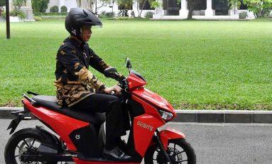 Pasca Kemelut, Warren Tanoesoedibjo Jadi Pemenang Resmi Lelang Motor Gesits Jokowi