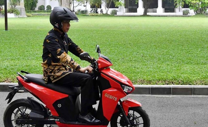 Pemenang Lelang Motor Jokowi Senilai Rp2,55 Miliar Ditangkap Polisi