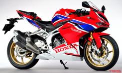 Honda Tingkatkan Tenaga CBR250RR 2020 Demi Saingi ZX-25R