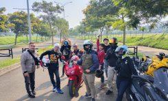 Sunmori Perdana CBR Riders Jakarta Pasca Pelonggaran PSBB