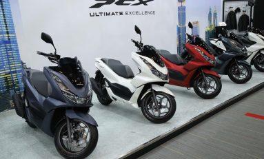 AHM Luncurkan All New Honda PCX dengan Mesin 160cc