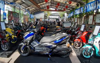 Customaxi Yamaha Tantang Modifikator Kota Medan