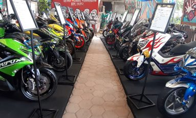 Semifinal Customaxi Yamaha Berlanjut ke Pulau Dewata