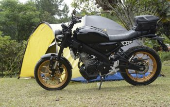 Modifikasi Motor Sport Heritage Yamaha XSR 155 Kian Menjamur