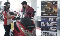 Beli PCX atau ADV, Berhadiah Honda Forza