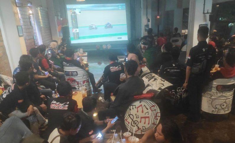 Dukung Marquez, DAM Ajak Bikers Nobar MotoGP Aragon