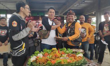 Ikatan Motor Honda Bandung (IMHB) Rayakan Hari Jadi ke-17 Tahun