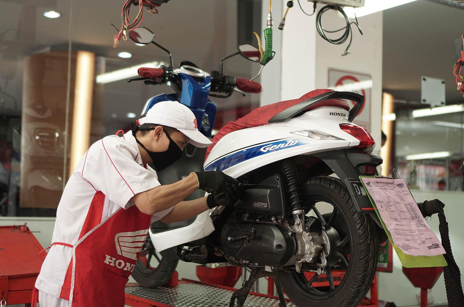 AHASS Jawa Barat Hadirkan 3 Program Baru untuk Manjakan Bikers