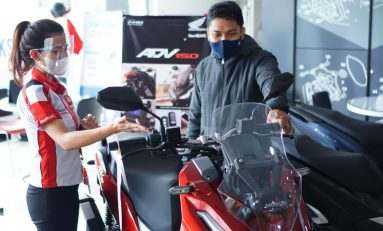 Beli Honda ADV150 di Jawa Barat, Dapat Cashback Rp. 1 Juta