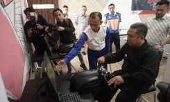 Kunjungi Gedung Safety Riding Center DAM, Wakil Walikota Bandung Temukan Fakta Mengejutkan