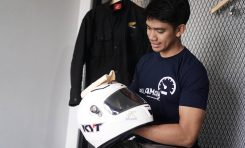 Tips Merawat Riding Gear Bikers