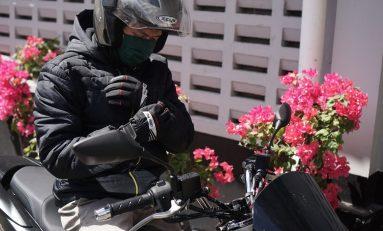 Selain Helm, Sarung Tangan dan Masker Kini Juga Wajib Dipakai Bikers