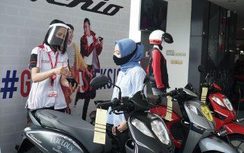 DAM Tawarkan Program PNS Semarak Gaji ke-13, Diskon Khusus Untuk Pembeli Honda di Jawa Barat