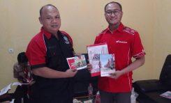 DAM Resmikan 4 Sekolah Binaan Safety Riding Honda di Jawa Barat