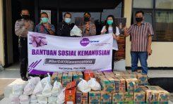 Daya Group Bagikan Ratusan Paket Sembako di Bulan Ramadhan