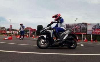 DAM Gelar Pelatihan Safety Riding Untuk Jurnalis