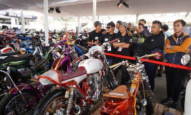 Honda Modif Contest (HMC) 2019 Tampung 179 Modifikator Terbaik Jawa Barat