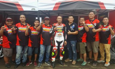 DMC Racing Kecanduan Balap Road Race