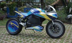 Universitas Budi Luhur (UBL) Rilis Sepeda Motor Listrik BL-SEV01
