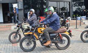 Test Ride Kawasaki W175TR, Ngacir di Jalan Aspal Maupun Off Road