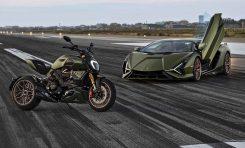 Kejutan Italia di Penghujung 2020: Ducati Diavel 1260 Lamborghini