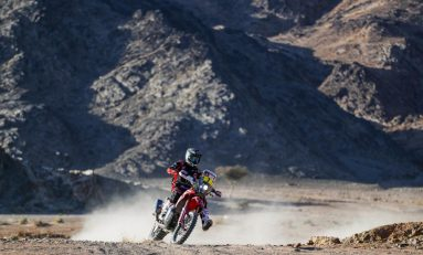 Ross Branch Kuasai Stage Kedua Reli Dakar Arab Saudi 2020