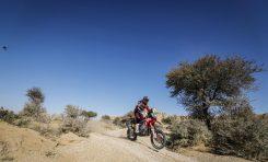Pablo Quintanilla Menangi Stage 9 Reli Dakar Arab Saudi 2020