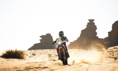 Ricky Brabec Juara, Honda Dominasi Stage Ketiga Reli Dakar 2020