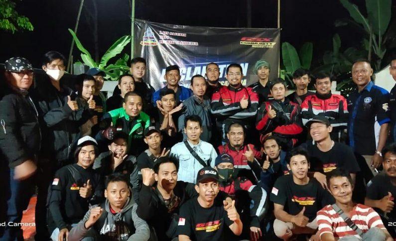Setahun Berdiri, GSX Community Nusantara (GCN) Lebak Resmi Deklarasi