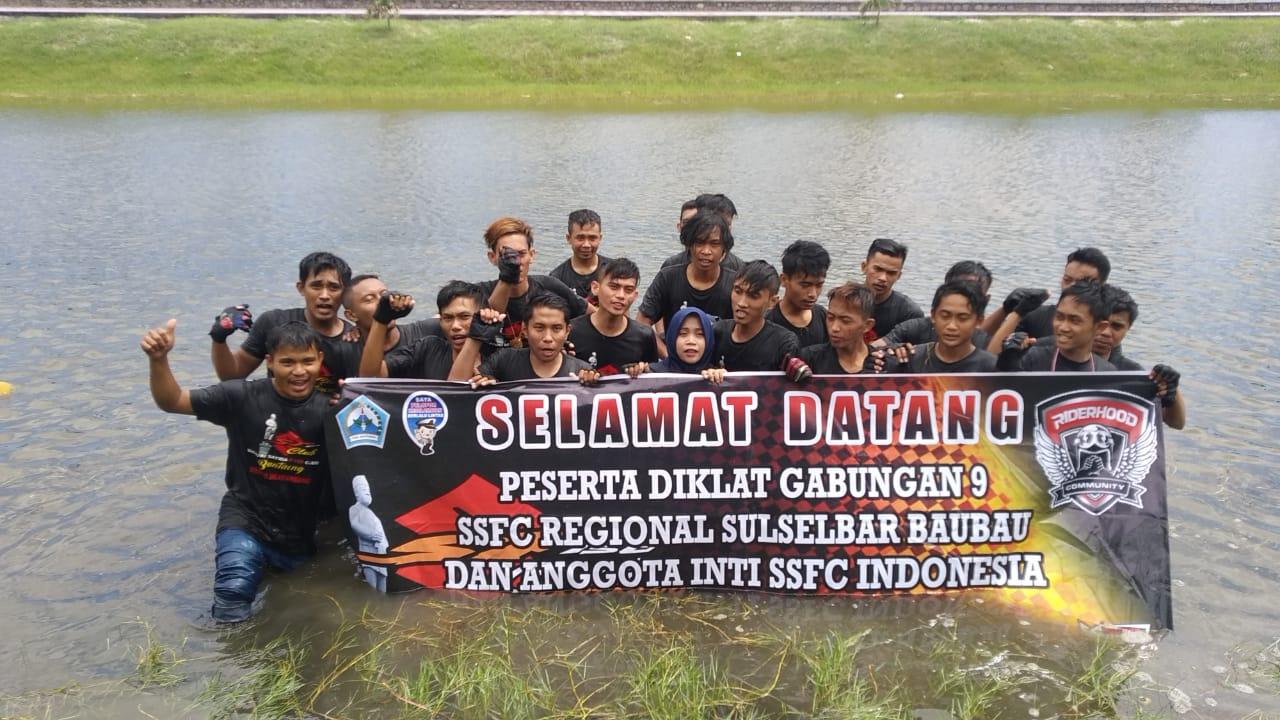 SSFC Bantaeng Sukseskan Diklat Gabungan 9 SSFC Region Sulselbar – Baubau