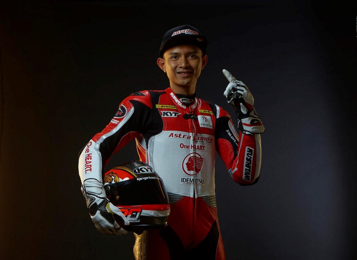 Sebelum Digantikan Andi Gilang, Dimas Ekky Sempat Dilirik Tim MV Agusta Untuk Moto2 2020