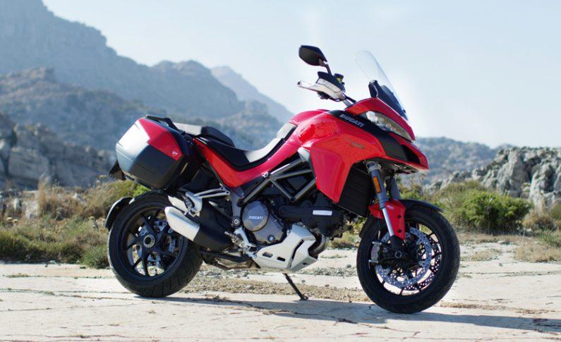 Ducati Benamkan Teknologi Canggih di Multistrada 1260 GT