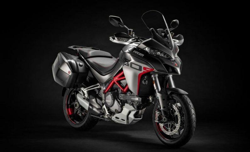 Ducati Perkenalkan Motor Touring Edisi Khusus, Multistrada 1260 S Grand Tour