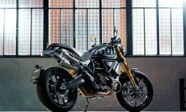 Tampilan Baru Ducati Scrambler 1100 Pro 2020 Makin Keren