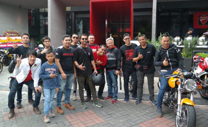 Ducati Superbike Owners (DSO) Semakin Kompak di Usia 6 Tahun